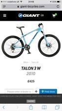 womens giant talon 3 bike