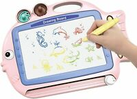 Childrens Magic Writer Magnetic Drawing Board Scribble Doodle Kids Sketcher -102
