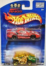 Hot Wheels 2 voitures paquet Pep garçons Iroc Firebird - popcycle
