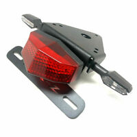 Fender Eliminator LED Brake Tail Lights Turn Signal For Suzuki DRZ 400 S/ 400 SM