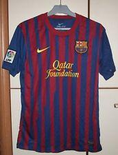 FC BARCELONA 2011/2012 FOOTBALL SHIRT JERSEY NIKE SIZE M