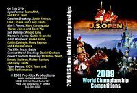 2009 U.S. Open ISKA World Martial Arts Karate Tournament DVD
