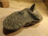Liver of Piacenza - Etruscan astronomical and divination artifact replica