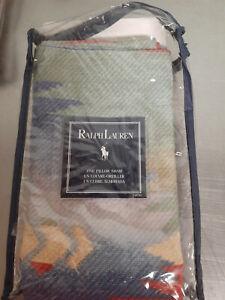 Vintage Ralph Lauren Rio Grande NOS Euro Pillow Sham-