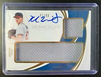 2019 Panini Immaculate KYLE WRIGHT Autograph RC Jersey Patch RPA Relic SP /99
