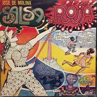 Jose De Molina Salsa Roja Guaguanco Orquesta Fantasma Zalathiel Vargas Art latin