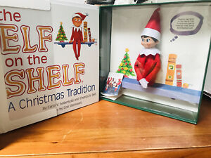 Elf On The Shelf  Tradition Book And Toy