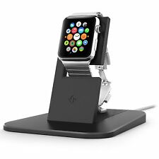 Twelve South HiRISE Soporte de carga/Cuna Cargador para Apple Watch 3 iWatch Negro