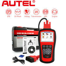 Autel MD802 Auto Car Diagnostic Tool Code Reader OBD2 ABS Airbag Engine Scanner