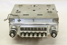 Original 1954 Ford Mainline Customline AM Push Button Radio Assembly FoMoCo 4SF