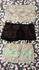 Victoria's Secret Sexy Lot of 3 Garter Belts Skirts-Medium-Valentines Day Gift