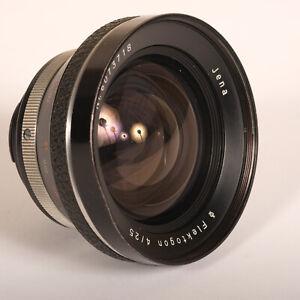 Carl Zeiss Jena Flektogon 4 25mm