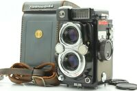 【 Exc+5 in Case 】 YASHICA 44 LM 127 Film 4x4  TLR Camera From Japan #1822