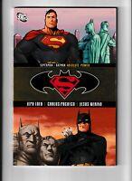Superman/Batman Absolute Power TPB NM- 9.2 DC Comics; $4 Flat-Rate Shipping!