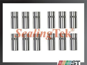 Fit 87-06 Jeep 4.0L OHV L6 AMC Engine Valve Lifters Lash Adjusters 12 pc YJ TJ