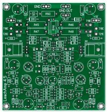 Leach Amplifier PCB DIY