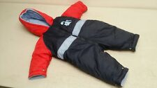 Nick Jr.Baby Blue's Clues One Piece Snow Suit with Hood Blue & Red 12 m months
