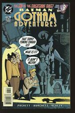 BATMAN GOTHAM ADVENTURES #13 NM 1999 MAD MAGAZINE COVER SWIPE bin-2017-0202