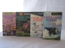 Harper Connelly Mysteries #1-4: Book Series by Charlaine Harris (Mass Market PB)