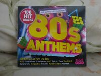 80s Anthems - Various Artists (2013) CD - Brand New - Free uk Postage