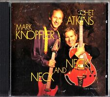 CHET ATKINS & MARK KNOPFLER Neck And Neck- 1990 CD (Dire Straits) Poor Boy Blues
