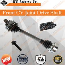 1 x Brand New Front CV Drive Shaft for Volkswagen Transporter T4 1994-2004