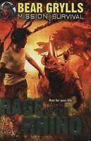 Rage Von The Rhino Hardcover Bear Grylls