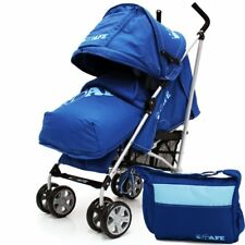 iSafe Buggy Stroller Pushchair - Apple Slice Raincover
