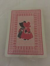 Vintage HOLLY HOBBIE Playing Cards ~ Dolls Sealed