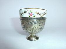 Teeschale Tasse um 1890 Russland für Persien Silber Kuznetsov