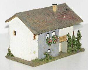 Faller H0 273 Tessiner Haus aus Holz / Holzhaus 50iger Jahre HK4322