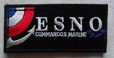 """patch MARINE NATIONALE /COS/ COMMANDOS MARINE - """"ESNO"""""""
