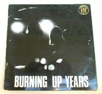 The Human Instinct - Burning Up Years - Rare 1969 KIWI LP - Prog Psych