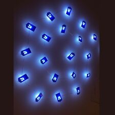 Doctor Who TARDIS LED Fairy Light Set - 20 Lights
