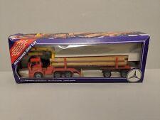 SIKU Farmer Series - 1/32 Scale Wood Transporter Semi/Trailer with Boom - NEW