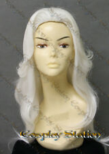 Castlevania Vampire Dracula White Cosplay Wig_wig143