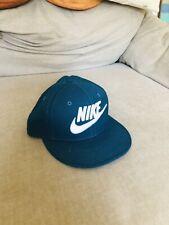 Nike Blue Flat Cap Hat