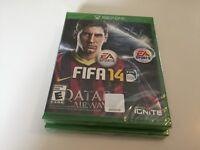 FIFA 14 (Microsoft Xbox One, 2013) Xbox One NEW!