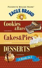 Digest 3 in 1 Eagle Brand : Cookies, Cakes and Pies, Desserts