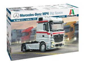 Mercedes Benz Mp4 Big Space Kit ITALERI 1:24 IT3948