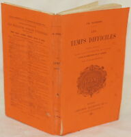 CHARLES DICKENS LES TEMPS DIFFICILES HARD TIMES TEMPI DIFFICILI INDUSTRIE 1901