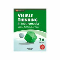 Visible Thinking in Mathematics 3A (2nd edition) with Summative Tests - Yr 3 & 4