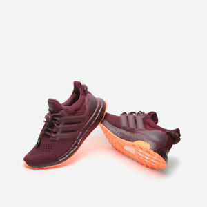 ADIDAS X BEYONCE IVY PARK ULTRA BOOST MAROON ORANGE SHOES FX3163
