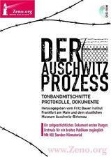 Zeno.org 007 der Auschwitz-prozess (dvd-rom)