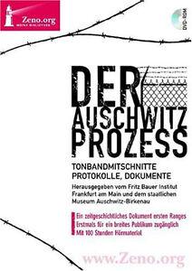Der Auschwitz Prozess CD Zeno Band 7
