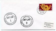 1973 SKYLAB 1 2 Ramstein Recovery Control Center Cinceur Landstuhl NASA Space US