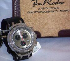 New Authentic Mens JOJO Joe Rodeo master JJMS2(W) 2.20ct.apx.242 Diamonds watch.