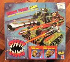 STREET SHARKS Shark Force Tank MISB NEW 1995 MATTEL