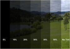 3m x 50cm Car Glass Window Tinting Tint Film 5%