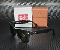 RAY BAN RB4105 601 Black Crystal Green 54 mm Men's Folding Sunglasses